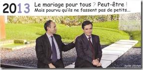 Carte voeux 2013 maire de Pont-Scorff