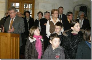 Voeux du maire de Pont-Scorff vus par le Télégramme